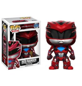 Funko Pop! Movies - Power Rangers - Red Ranger 400