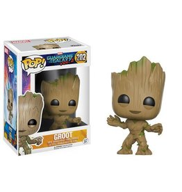 Funko Pop! Guardians of the Galaxy Vol.2 - Groot 202