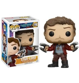 Funko Pop! Guardians of the Galaxy Vol.2 - Star-Lord 198
