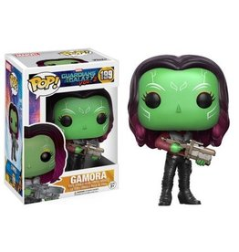 Funko Pop! Guardians of the Galaxy - Gamora 199