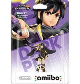 Nintendo Nintendo - Amiibo - Black Pit (JAP)