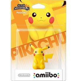 Nintendo Nintendo - Amiibo - Pikachu