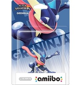 Nintendo Nintendo - Amiibo - Greninja/Gekkouga (JAP)