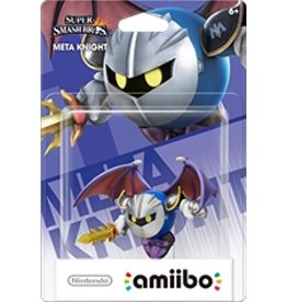 Nintendo Nintendo - Amiibo - Meta Knight (JAP)