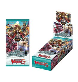Bushiroad Vanguard - The Genius Strategy Technical Booster Box