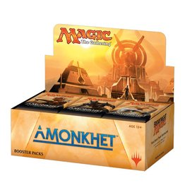 Wizards of The Coast Magic The Gathering - Amonkhet Booster Box (Pre-Sale)