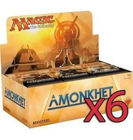 Wizards of The Coast Magic the Gathering - Amonkhet Booster Box Case (Pre-Sale)