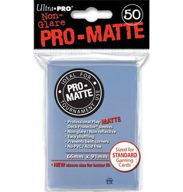 Ultra Pro Ultra Pro - Card Protector Standard - Matte Clear