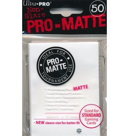 Ultra Pro Ultra Pro - Card Protector Standard - Matte White