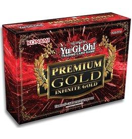 Konami YUGIOH - Premium Gold - Infinite Gold
