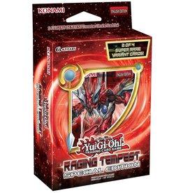 Konami YUGIOH - Raging Tempest Special Edition Box