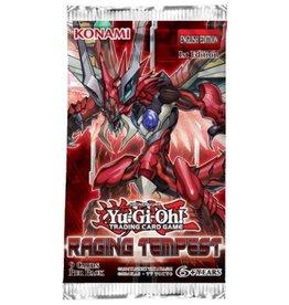Konami YUGIOH - Raging Tempest - Booster Pack