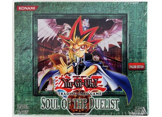 Soul of the Duelist - SOD