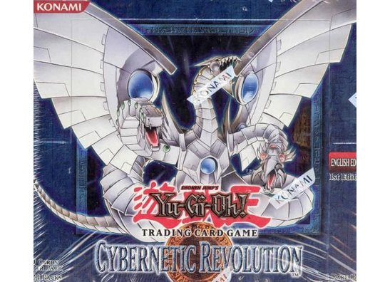 Cybernetic Revolution - CRV