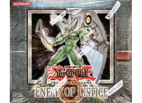 Enemy of Justice - EOJ