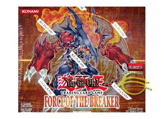 Force of the Breaker - FOTB