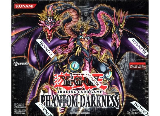 Phantom Darkness - PTDN