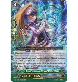 Bushiroad Guard Leader of Sky and Water, Flotia - G-FC03/045 - RR