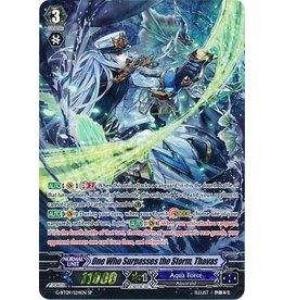 Bushiroad One Who Surpasses the Storm, Thavas - G-BT09/S24 - SP