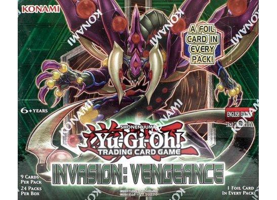 Invasion: Vengeance - INOV