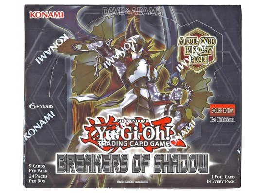 Breakers of Shadow - BOSH