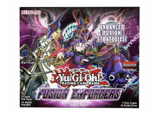 Fusion Enforcers - FUEN