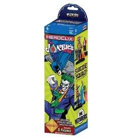 WizK!ds Heroclix - DC - Joker's Wild - Booster