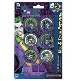 WizK!ds Heroclix - DC - The Joker Dice & Token Pack