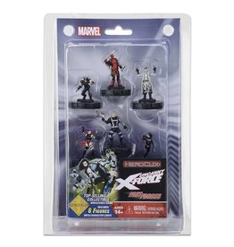 WizK!ds Heroclix - Marvel - Deadpool & X-Force - Fast Force