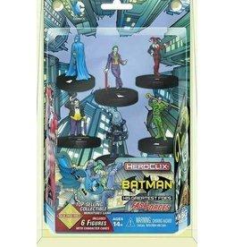 WizK!ds Heroclix - DC - Batman's Greatest Foes - Fast Forces