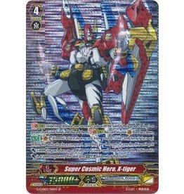 Bushiroad Super Cosmic Hero, X-tiger - G-CHB02/S18 - SP