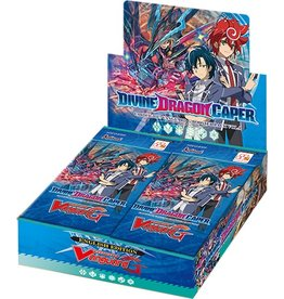 Bushiroad Vanguard - BT09 - Divine Dragon Caper Booster Box