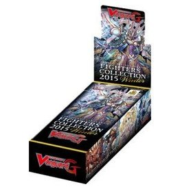 Bushiroad Vanguard - Fighters Collection 2015 Winter Booster Box