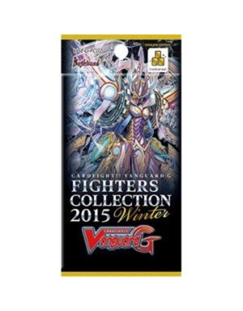 Bushiroad Vanguard - Fighters Collection 2015 Winter Booster