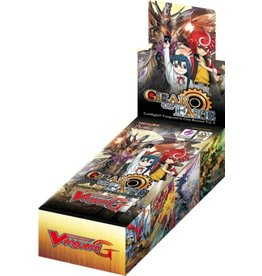 Bushiroad Vanguard - CB04 - Gear of Fate - Booster Box