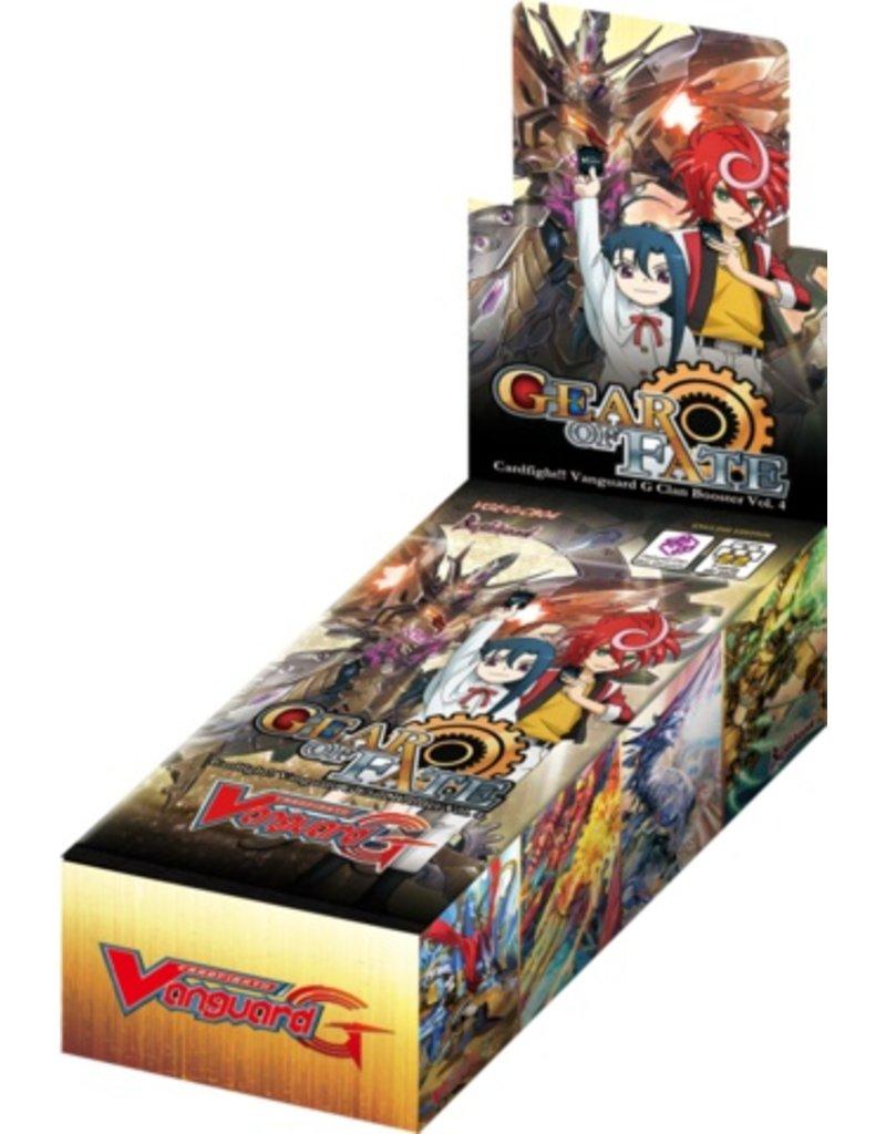 Bushiroad Vanguard - CB04 - Gear of Fate - Booster Box