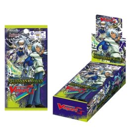 Bushiroad Vanguard - G-CB02 - Commander of the Incessant Waves Booster Box