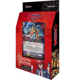 Bushiroad Vanguard - GTD09 - True Zodiac Time Beasts- Trial Deck