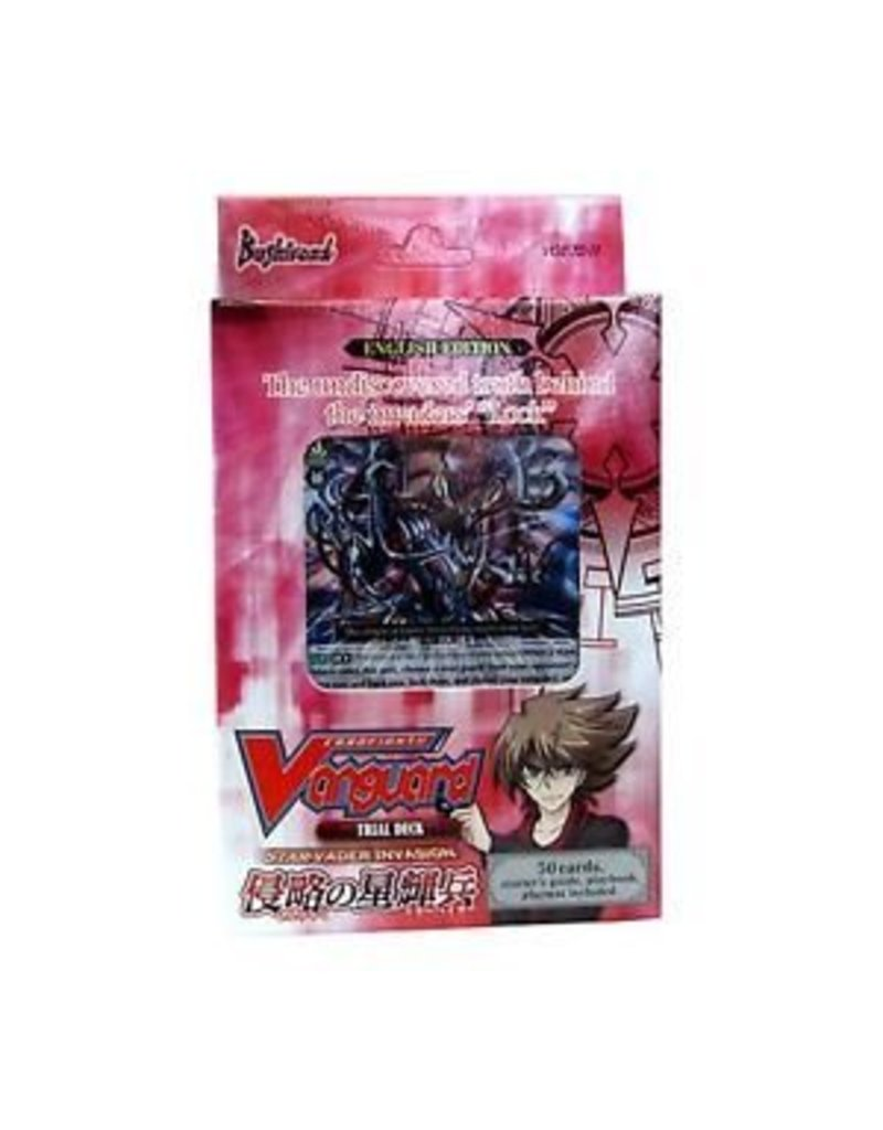 Bushiroad Vanguard - TD11 - Star-Vader Invasion - Trial Deck