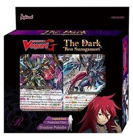 Bushiroad Vanguard - G-LD01 - The Dark ''Ren Suzugamori''