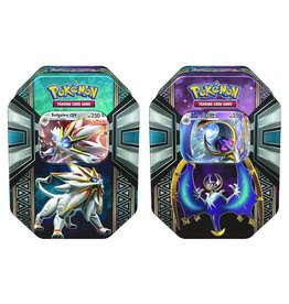 Pokemon Pokemon - Legendary Power: Pokemon GX Tin - Lunala/Solgaleo