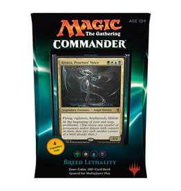 Wizards of The Coast Magic the Gathering - Commander 2016 Deck - Breed Lethality