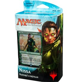 Wizards of The Coast Magic The Gathering - core 2019 Planeswalker Deck - Nissa
