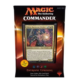 Wizards of The Coast Magic the Gathering - 	Commander 2016 Deck - Entropic Uprising