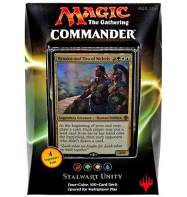 Wizards of The Coast Magic the Gathering - Commander 2016 Deck - Stalwart Unity