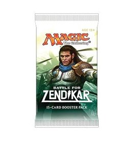 Wizards of The Coast Magic The Gathering - Battle For Zendikar - Booster