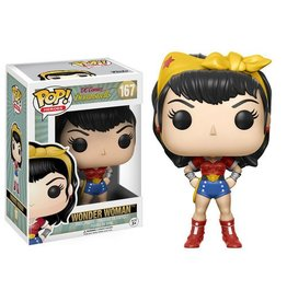Funko Pop! Heroes - DC Bombshells - Wonder Woman 167
