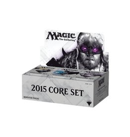 Wizards of The Coast Magic The Gathering - Core Set 2015 Booster Box