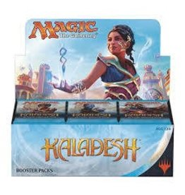 Wizards of The Coast Magic The Gathering - Kaladesh Booster Box