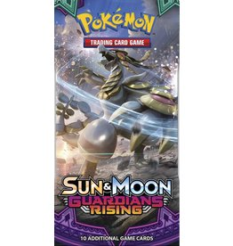 Pokemon Sun & Moon - Guardians Rising - Booster